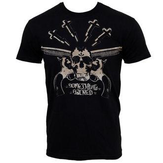 tee-shirt street pour hommes - Slinger Crew-Neck - SOMETHING SACRED, SOMETHING SACRED