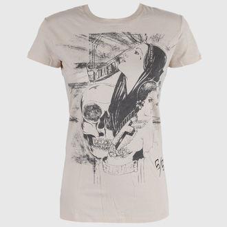 tee-shirt street pour femmes - Sonshine on Destroyed Tee - SOMETHING SACRED - Tee, SOMETHING SACRED