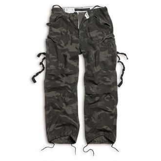 pantalon SURPLUS - Vintage - NOIRE CAMO, SURPLUS