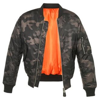 veste d`hiver - MA1 camo - BRANDIT