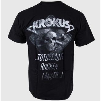 tee-shirt métal pour hommes Krokus - 185564 - ART WORX, ART WORX, Krokus