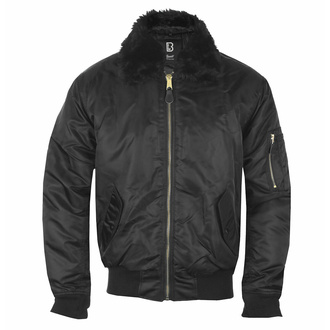 veste pour hommes bombardier (hiver) BRANDIT - MA2 Veste Col Fourrure , BRANDIT