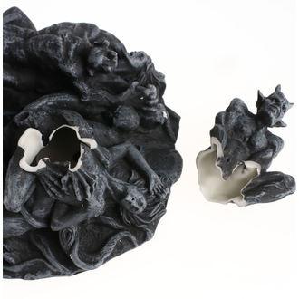 chandelier Enfers Démons - NEM2843 - ENDOMMAGÉ