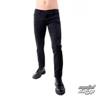 pantalon pour hommes BLACK PISTOL - Close Pants Denim Noire, BLACK PISTOL