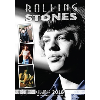Calendrier 2018 ROLLING STONES, Rolling Stones