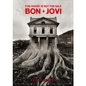 Calendrier 2018 BON JOVI, Bon Jovi