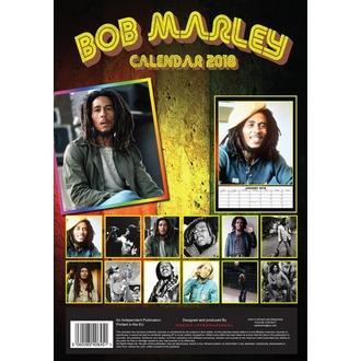 Calendrier 2018 BOB MARLEY, Bob Marley