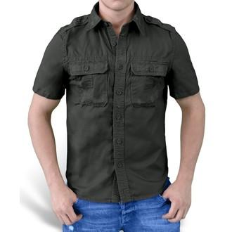 chemise SURPLUS - 1/2 Vintage chemise - Noire - 06-3590-63