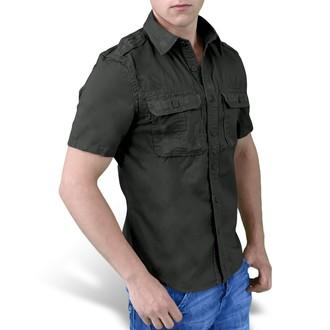 chemise SURPLUS - 1/2 Vintage chemise - Noire, SURPLUS