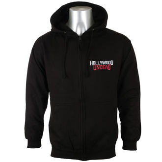 sweat-shirt avec capuche pour hommes Hollywood Undead - DIRTY - PLASTIC HEAD, PLASTIC HEAD, Hollywood Undead