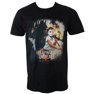 tee-shirt métal pour hommes Hollywood Undead - FIVE - PLASTIC HEAD, PLASTIC HEAD, Hollywood Undead