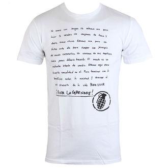 tee-shirt street pour hommes - Manifesto Espanol - GRENADE, GRENADE