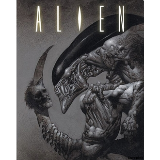 Tableau ALIEN - Head on Tail - PYRAMID POSTERS, PYRAMID POSTERS, Alien - Vetřelec