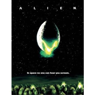 Tableau ALIEN - One-sheet - PYRAMID POSTERS, PYRAMID POSTERS, Alien - Le 8ème passager