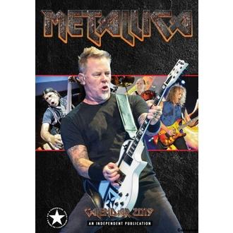 Calendrier pour an 2019 - Metallica, NNM, Metallica
