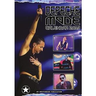 Calendrier pour an 2019 - Depeche Mode, NNM, Depeche Mode
