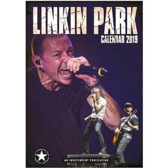 Calendrier pour an 2019 - Linkin Park, NNM, Linkin Park