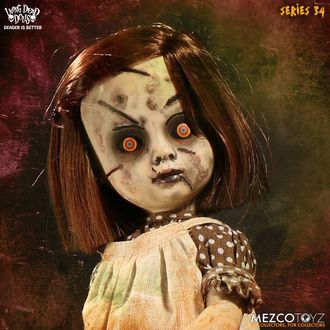 Poupée Living Dead Dolls - The Time Has Come To Tell - Cendre Lee, LIVING DEAD DOLLS