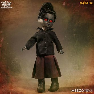 Poupée Living Dead Dolls - The Time Has Come To Tell The Tale - Suie, LIVING DEAD DOLLS