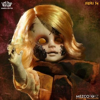 Poupée - Living Dead Dolls - The Time Has Come To Tell The Tale - Canari, LIVING DEAD DOLLS