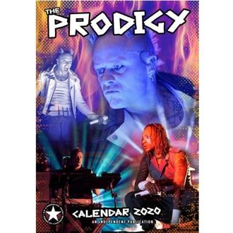 Calendrier pour l'année 2020 - THE PRODIGY, NNM, Prodigy