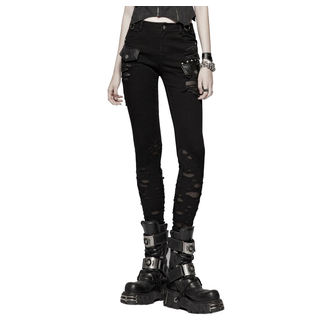 Pantalon pour femme PUNK RAVE - Destruction, PUNK RAVE