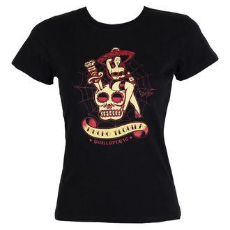 t-shirt pour femmes - Skullsports Girlie T-Shirt - SKULLSPORTS, SKULLSPORTS