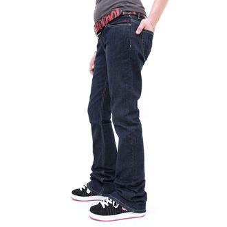 pantalon pour femmes (jean) ETNIES - Booted, ETNIES