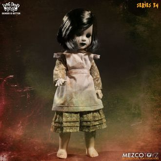 Poupée Living Dead Dolls - The Time Has Come To Tell The Tale - Coalets, LIVING DEAD DOLLS