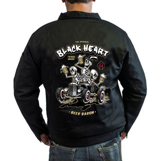 veste printemps / automne - BEER BARON - BLACK HEART