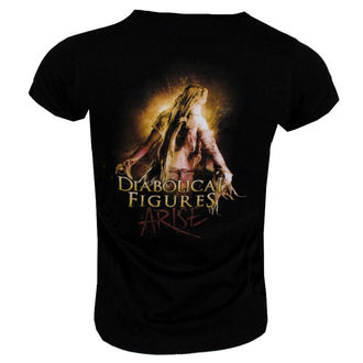 tee-shirt métal pour femmes Graveworm - Diabolical Figures Girlie -160291 - NUCLEAR BLAST, NUCLEAR BLAST, Graveworm