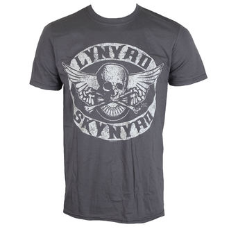 tee-shirt métal pour hommes Lynyrd Skynyrd - Biker Patch - LIVE NATION, LIVE NATION, Lynyrd Skynyrd