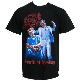 tee-shirt métal pour hommes Death - Spiritual Healing - RAZAMATAZ, RAZAMATAZ, Death