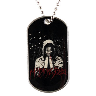 collier 'de chien plaque' My Dying Bride - My Body A Funeral - RAZAMATAZ, RAZAMATAZ, My Dying Bride