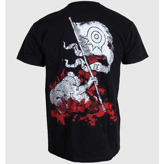 tee-shirt pour hommes Feuille Enemy - Revolution Begins 1 - Noire - 185697 - ART, ART WORX, Arch Enemy