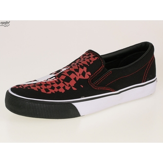 chaussures DRAVEN - Adicts Jester Slip On - MCAD 005 - BLK, DRAVEN, Adicts