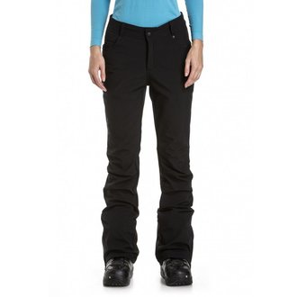 Pantalon softshell pour femmes MEATFLY - TINY 3 - A - 2/13/55 - NOIR, MEATFLY