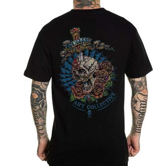 T-shirt pour hommes SULLEN - 3RD EYE - NOIR, SULLEN