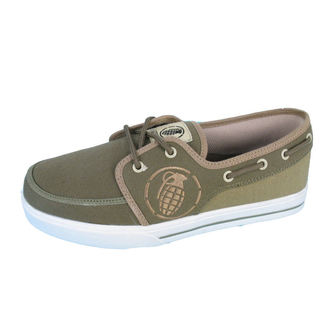 chaussures de tennis basses pour hommes - GRENADE - Boat shoes, GRENADE