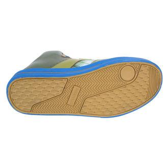 chaussures de tennis montantes pour hommes - Halfer - GRENADE - Halfer, GRENADE