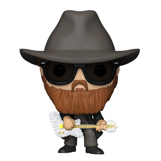 Figurine ZZ Top - POP! - Billy Gibbons, POP, ZZ-Top
