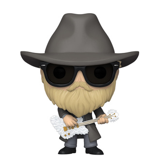 Figurine ZZ Top - POP! - Dusty Hill, POP, ZZ-Top
