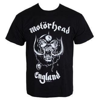 tee-shirt métal pour hommes Motörhead - England - ROCK OFF - MHEADTEE01MB
