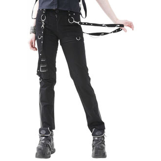 pantalon pour femmes DEAD THREADS (TT 9083)