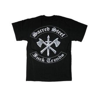 tee-shirt métal pour hommes Sacred Steel - MUSICAT - MUSICAT, MUSICAT, Sacred Steel