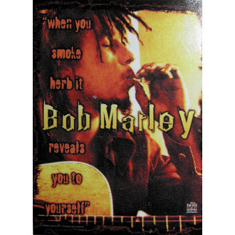 drapeau Bob Marley - Révèle, HEART ROCK, Bob Marley