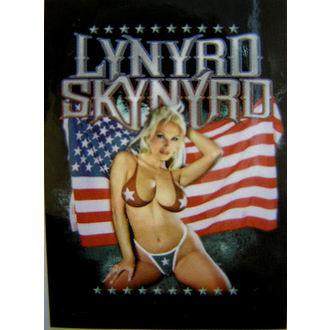 drapeau Lynyrd Skynyrd - American Drapeau, HEART ROCK, Lynyrd Skynyrd