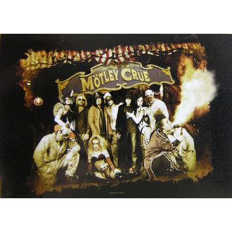 drapeau Mötley Crüe - Festival Circus, HEART ROCK, Mötley Crüe