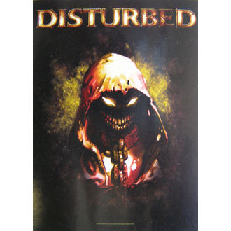 drapeau Disturbed - Character, HEART ROCK, Disturbed