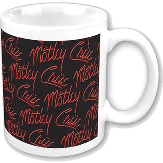 tasse Mötley Crüe - Logos, ROCK OFF, Mötley Crüe